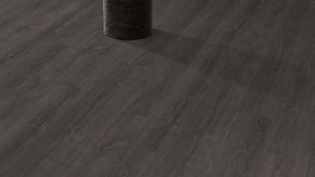 Vinilo danga One Flor ECO 55 PLANKS Ąžuolas Antique Grey 2.5 MM