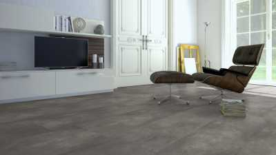 Vinilo danga One Flor ECO 55 TILES XL Cement Natural 2.5 MM