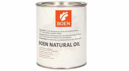 Alyva medinėms grindims Boen Natural Oil, 2.5 L