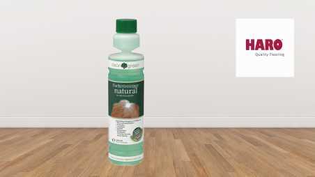 Ploviklis grindims HARO Clean & Green Parquet
