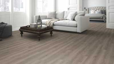 Vinilo danga One Flor SOLIDECLICK 30 Planks Ąžuolas Noble Greige 4.5 MM