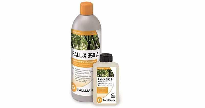 Rišiklis Pallmann Pall-X 350, 1 l
