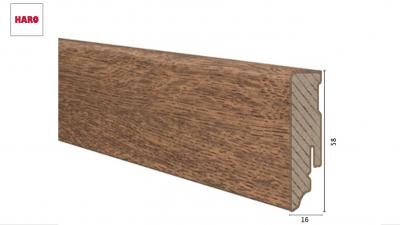 Laminuota grindjuostė Haro Ąžuolas Alabama 16*58 MM nuotrauka