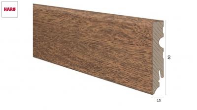 Laminuota grindjuostė Haro Ąžuolas Alabama 1580 MM