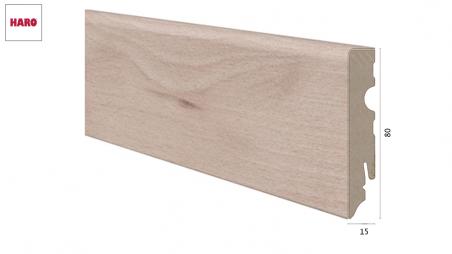 Laminuota grindjuostė Haro Design Wood Harmony 15*80 MM