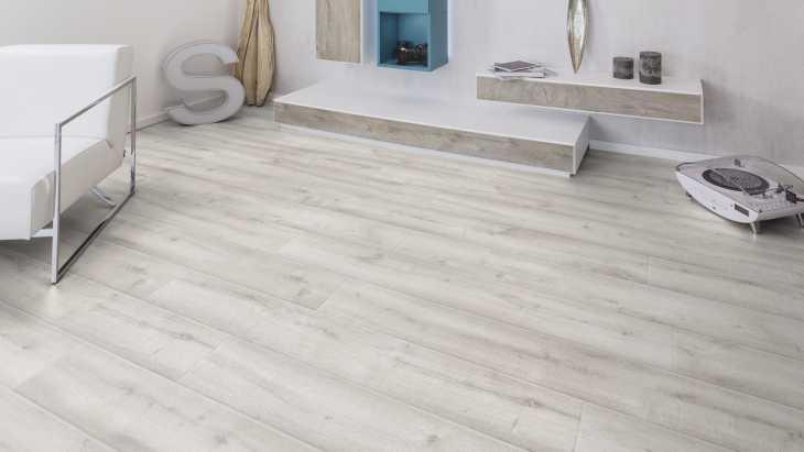 Laminuotos grindys Kaindl AQUApro Supreme 12.0 Standard (HB) Historic Arctic