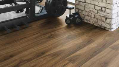 Laminuotos grindys Kaindl AQUApro Select 8.0 Standard Blackwood