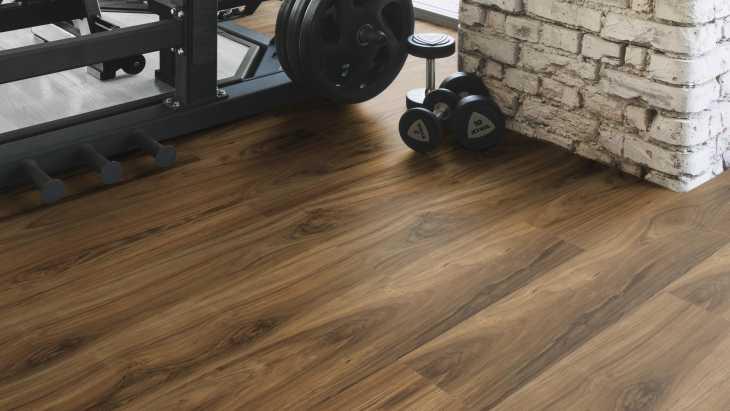 Laminuotos grindys Kaindl AQUApro Select 8.0 Standard Blackwood Puebla