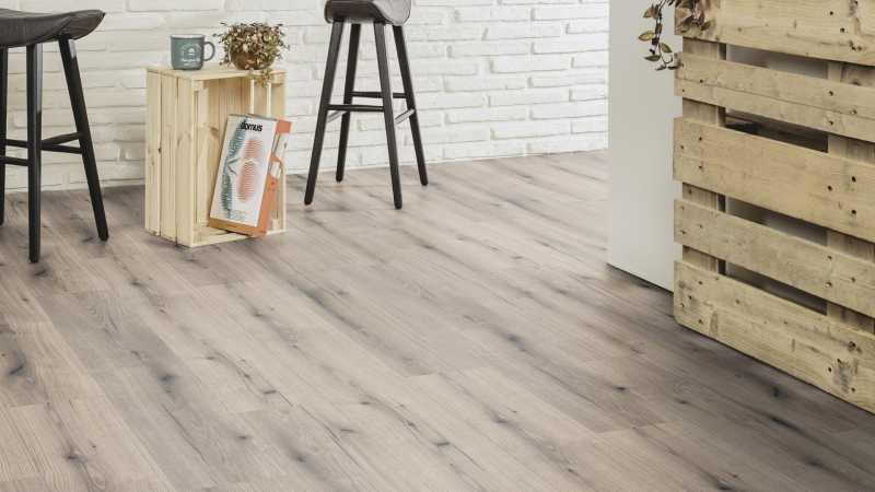 Laminuotos grindys Kaindl AQUApro Select 8.0 Standard Evoke