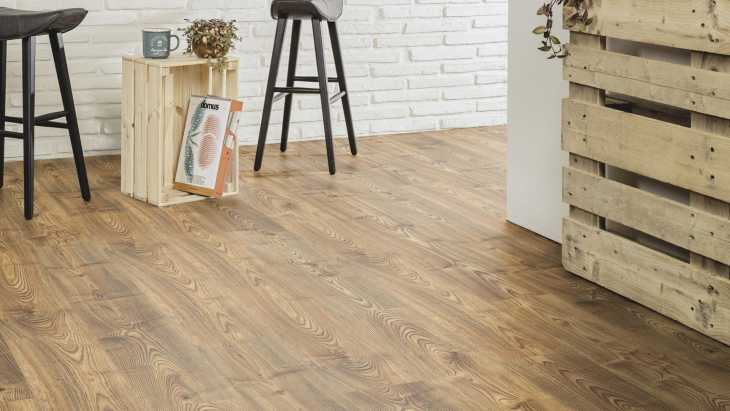 Laminuotos grindys Kaindl AQUApro Select 8.0 Standard Barrique Pretoria