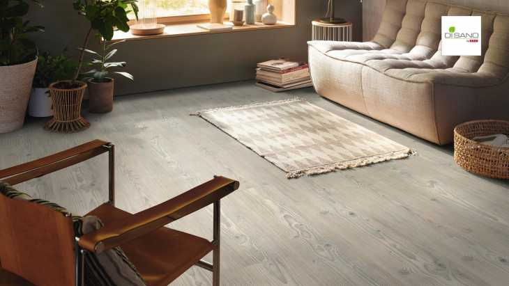 Design grindų danga Haro Disano Saphir Pušis Nordica