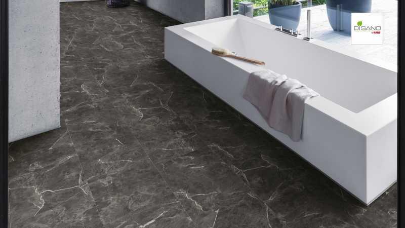 Design grindų danga Haro Disano Saphir Piazza Antracitas Marble