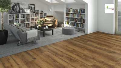 Design grindų danga Haro Disano Life Aqua Ąžuolas Yorkshire Nature