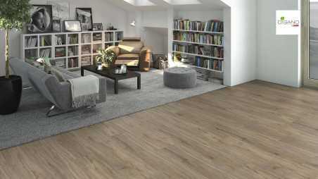 Design grindų danga Haro Disano Life Aqua Ąžuolas Columbia Grey