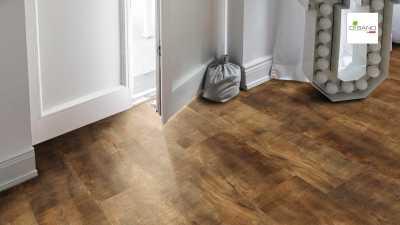 Design grindų danga Haro Disano SmartAqua Ąžuolas Cottage Wood