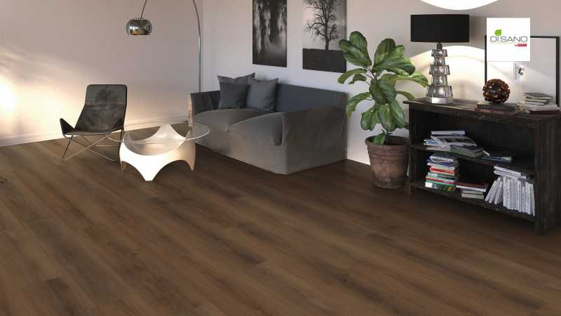 Design grindų danga Haro Disano SmartAqua Ąžuolas Cambridge