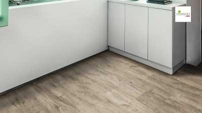 Design grindų danga Haro Disano SmartAqua Ąžuolas Cardiff Grey