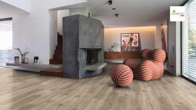 Design grindų danga Haro Disano Project Ąžuolas Provence Creme