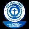 Blue Angel sertifikatas patvirtinantis šios prekės atitikimą aukščiausiems aplinkosaugos ir sveikatos apsaugos reikalavimams.