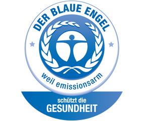 Blue Angel – sertifikatas suteikiamas aukščiausius aplinkosaugos bei sveikatos apsaugos reikalavimus atitinkantiems gaminiams.