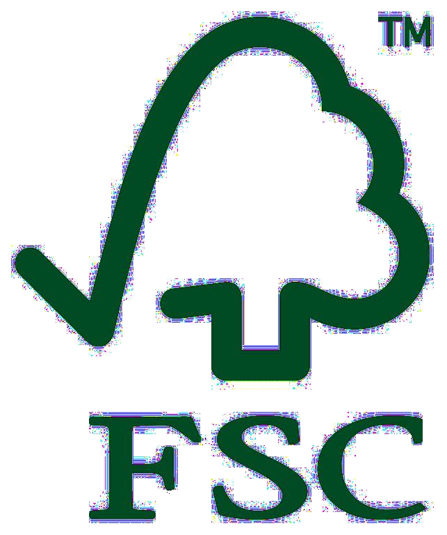 100% FSC - visa mediena naudojama grindų gamybai yra tik iš sertifikuotų tvariai valdomų miškų.