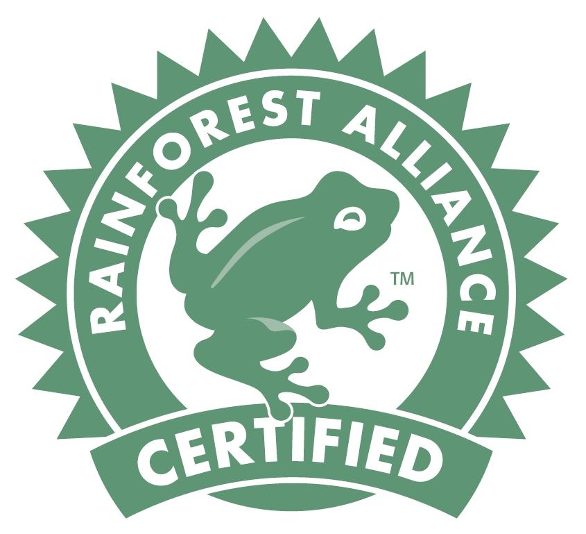 Rainforest Alliance – visos grupės įmonės yra sertifikuotos pagal medienos kilmės patvirtinimo programą. Ši programa nustato griežtus standartus pirkėjams, gamintojams bei miškų savininkams.