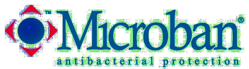Išskirtinė Microban antibakterinė apsauga integruota į aglomeruotosios kamštienos gaminius.