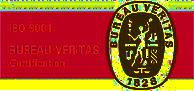 Kokybės valdymo sistema sertifikuota pagal ISO 9001 bei ISO 14001 standartus.